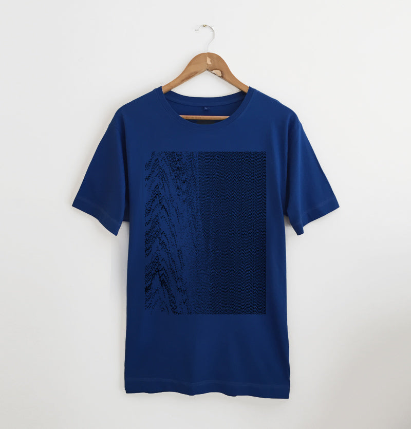Interference Blue xx L & XL left XX