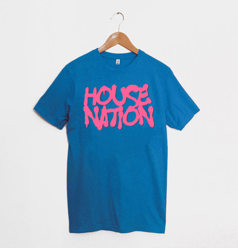 House Nation Electric Blue