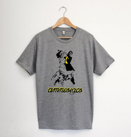 Amnesiacs Marl Grey xx 2XL left xx