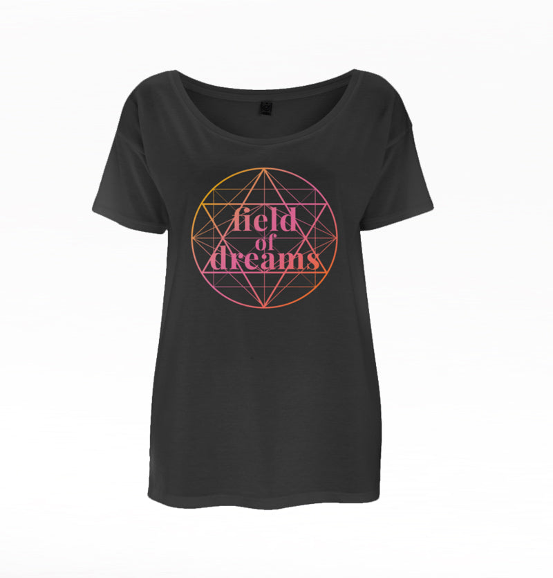 Field of Dreams Womens Black