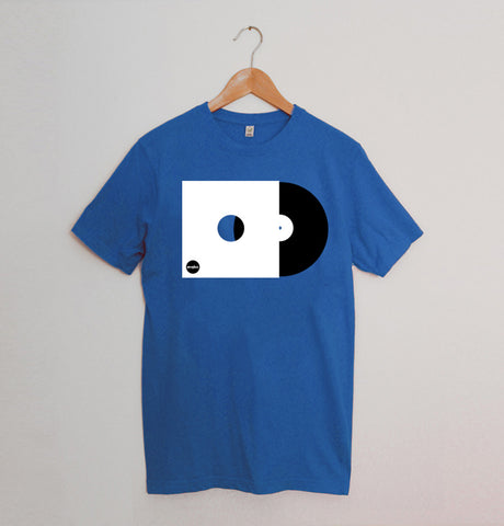 Vinyl Addiction Blue
