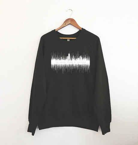 House Sound of Chicago Sweatshirt Charcoal