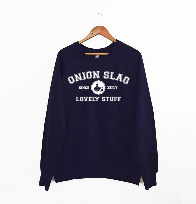 Onion Slag Sweatshirt Navy
