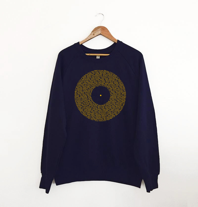 ORIGINATORS SWEATSHIRT NAVY