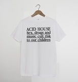 Acid Cult White x L left xx