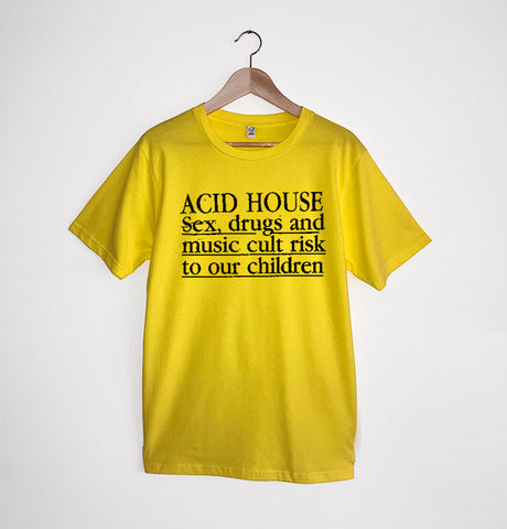 Acid Cult Yellow x L left xx