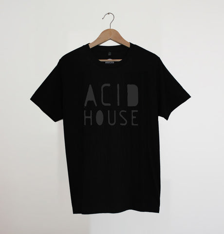 ACID HOUSE Black