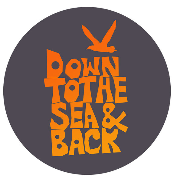 "Down To The Sea & Back 12"" Slipmats (pair)"