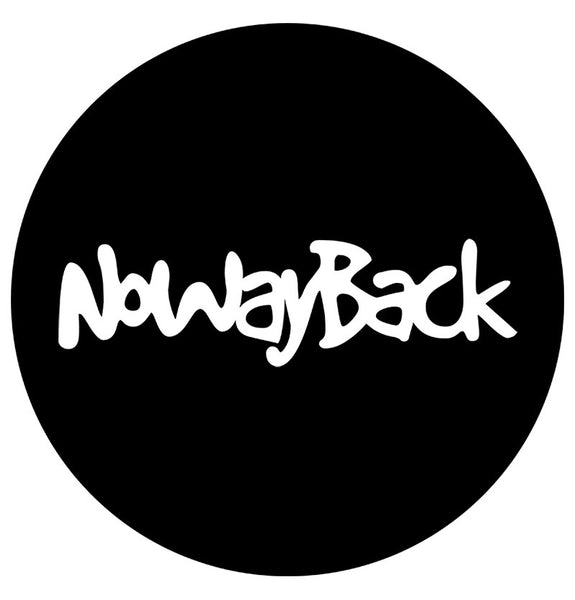 "NoWayBack 12"" Slipmats (pair)"