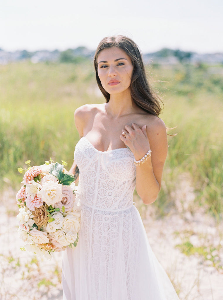 Martha's Vineyard Wedding Jewelry Stefanie Wolf
