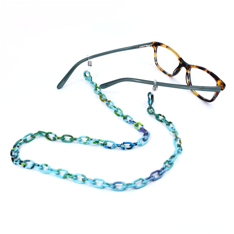 Convertible Mask Chain Eyeglass Holder Lanyard for Facemasks or Reading Glasses