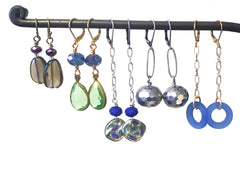 Earring Party at Stefanie Wolf Designs Edgartown Martha's Vineyard