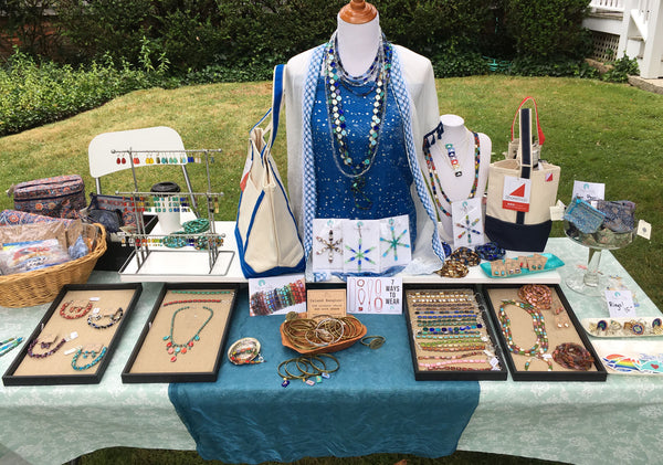 Stefanie Wolf Trunkshow Handmade Jewelry Martha's Vineyard Edgartown