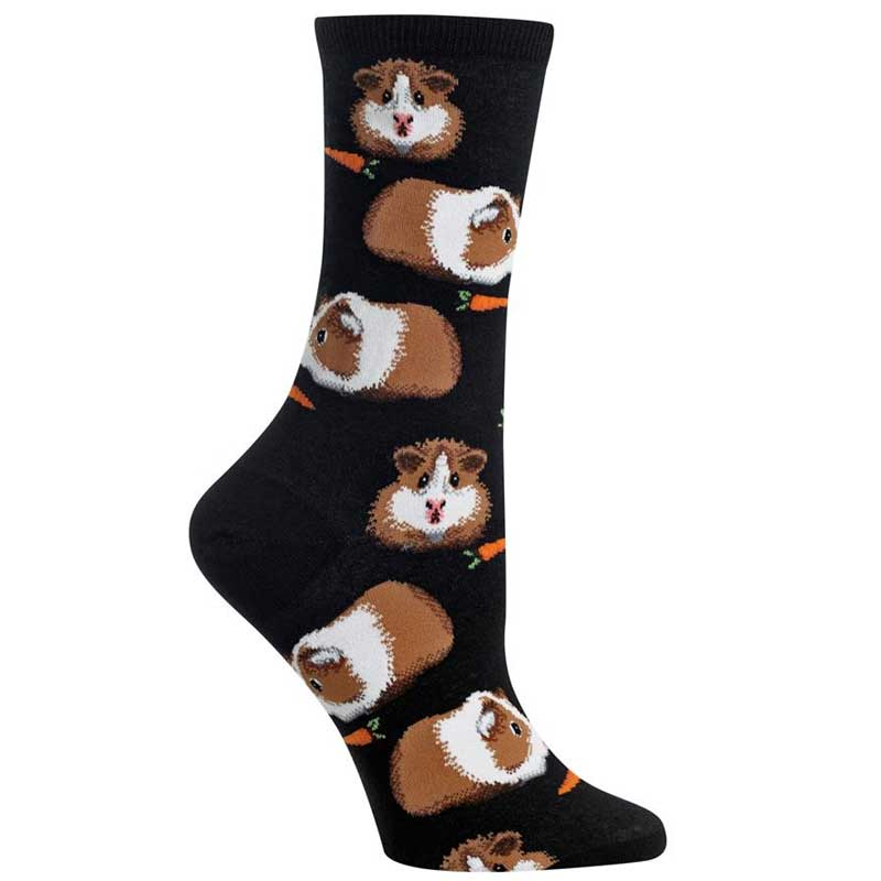 Socks with Guinea Pigs