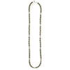 "Sparkle Crystal Wrap Necklace or Bracelet, Crystal-Trilogy, 44"", Grey Frost"