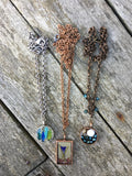 DIY Pendant & Necklace in Vineyard Haven Thursday August 30th 6:00pm - 8:00pm