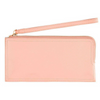 Zippered Wristlet, Pink