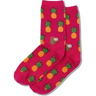 Socks with Pineapples