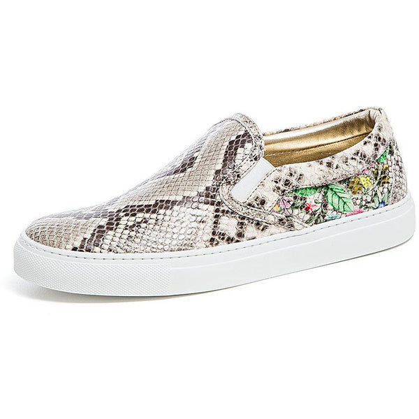 Gabby Natural Python Floral