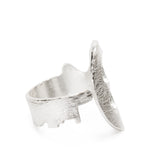 Key to Infinity Wrap Ring