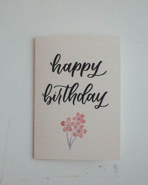 Birthday Card (85-1)