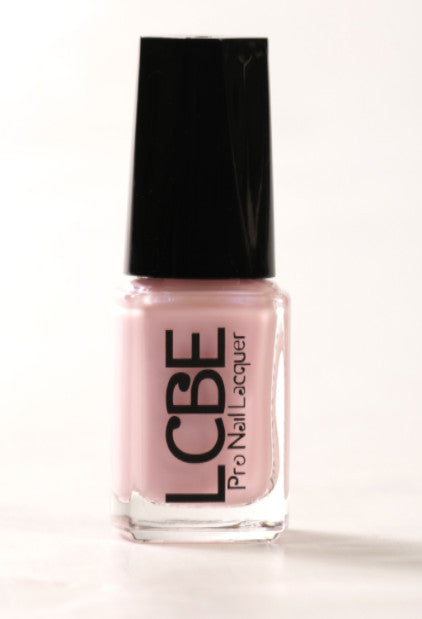 LCBE Pro Nail Lacquer-Blushing Beauty
