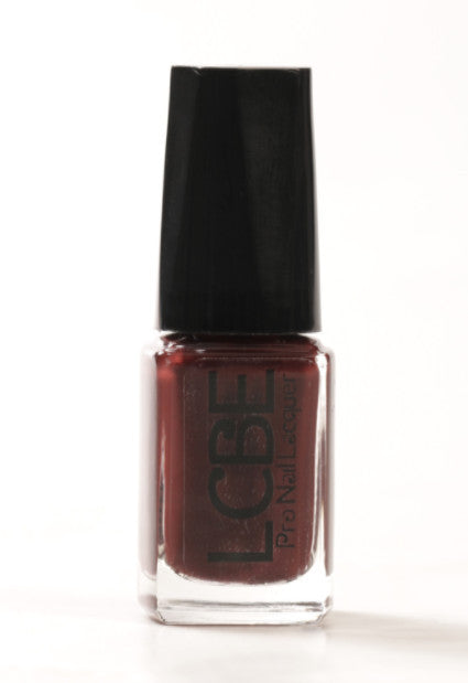 LCBE Pro Nail Lacquer-It Girl Plum