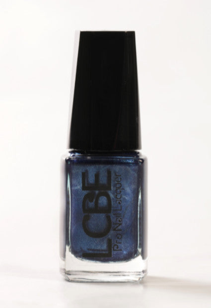 LCBE Pro Nail Lacquer-Midnight Azure