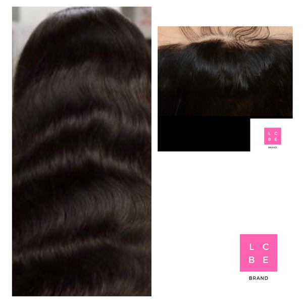 LCBE GLAM WIG: BODY WAVE