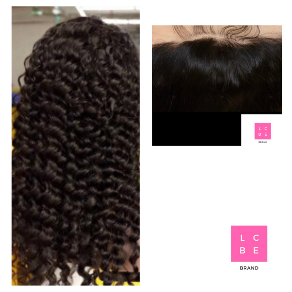 LCBE GLAM WIG: DEEP WAVE