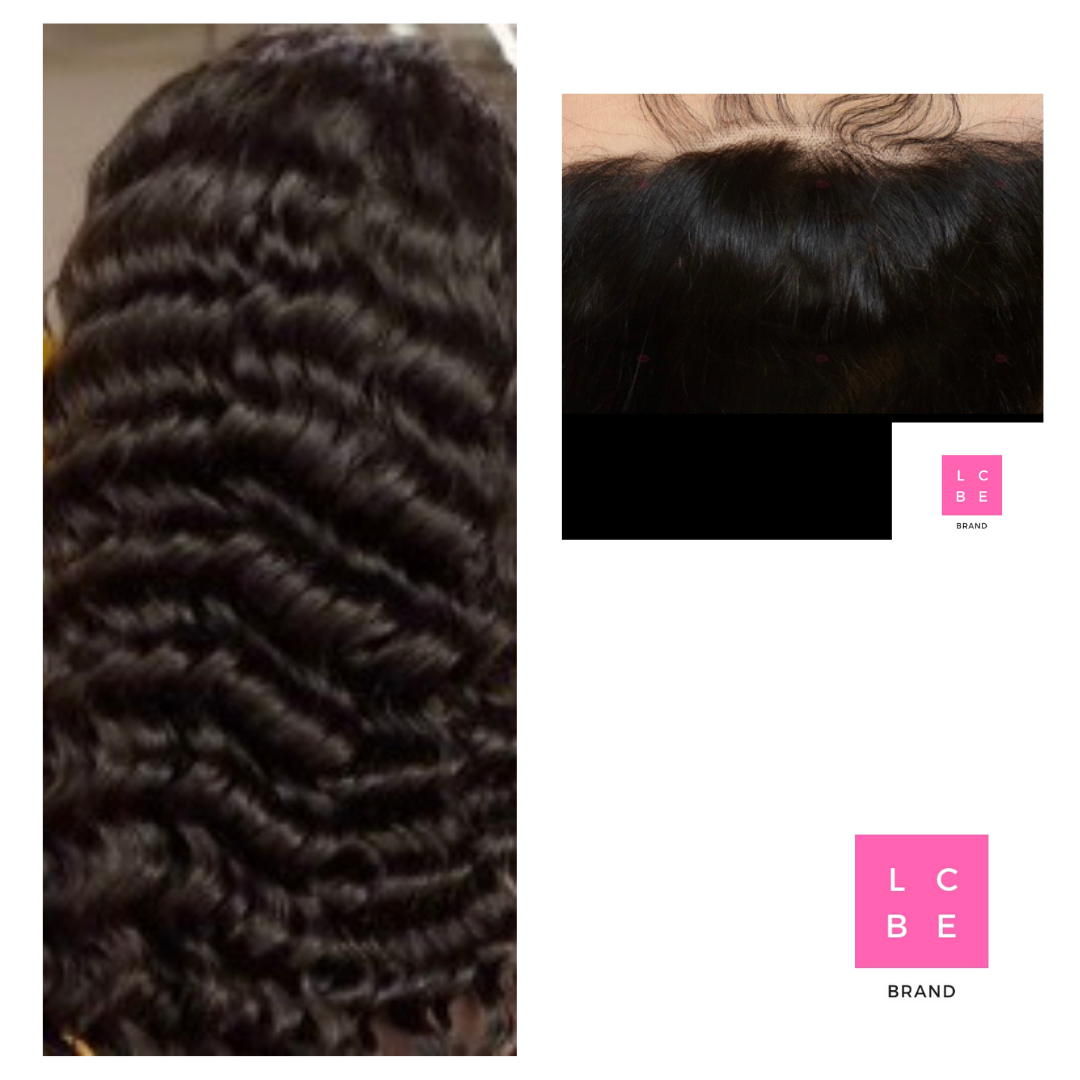 LCBE GLAM WIG: LOOSE WAVE