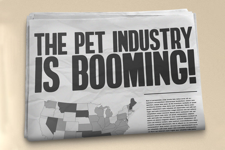 The Pet Industry Is Booming