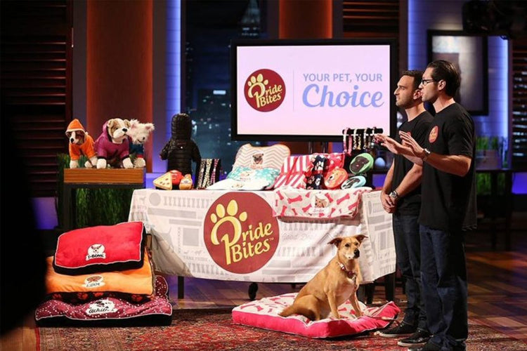 Watch PrideBites On Shark Tank!