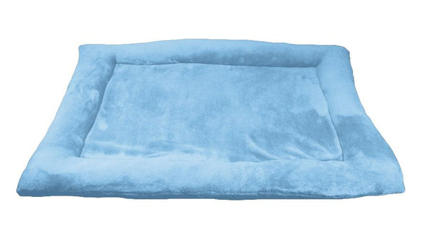 Baby Blue Crate Bed