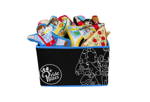 Dog Toy Baskets to Keep Your Home