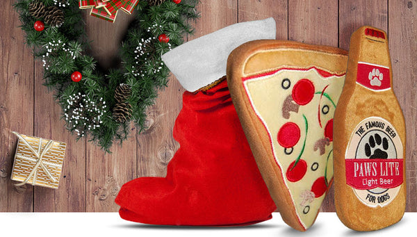 Beer & Pizza Stocking Bundle
