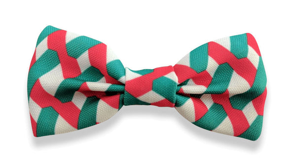 Criss Cross Bow Tie