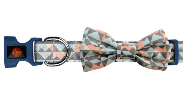 Mountains Bow Tie