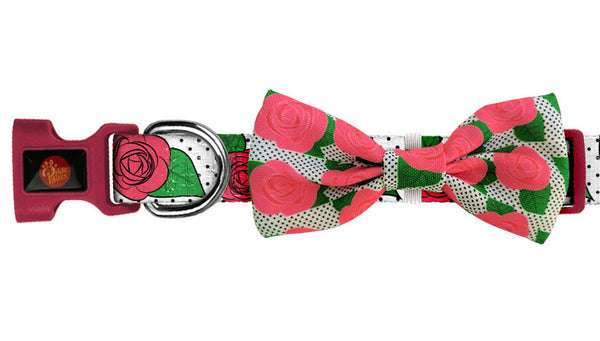 Roses Bow Tie