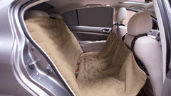 Tan Car Seat Cover PrideBites