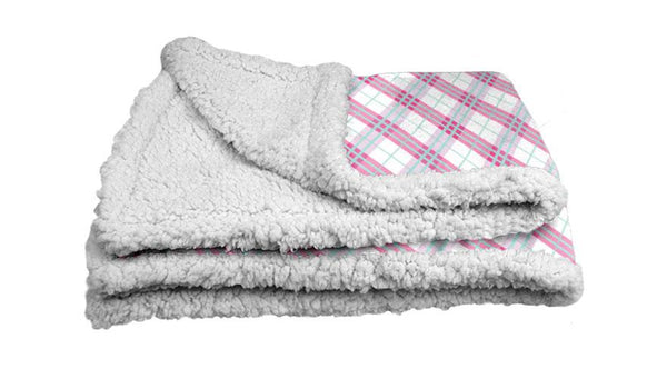 Cozy Plaid Blanket