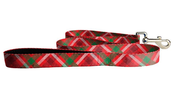 Flannel Leash