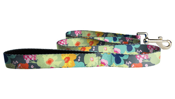 Flower Frenzy Leash