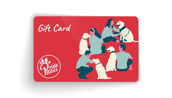 PrideBites Gift Card