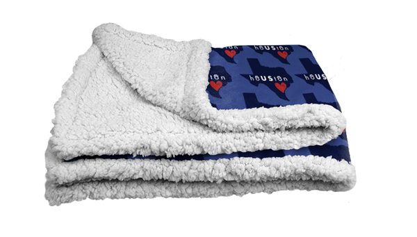 hoUSton Sherpa Blanket
