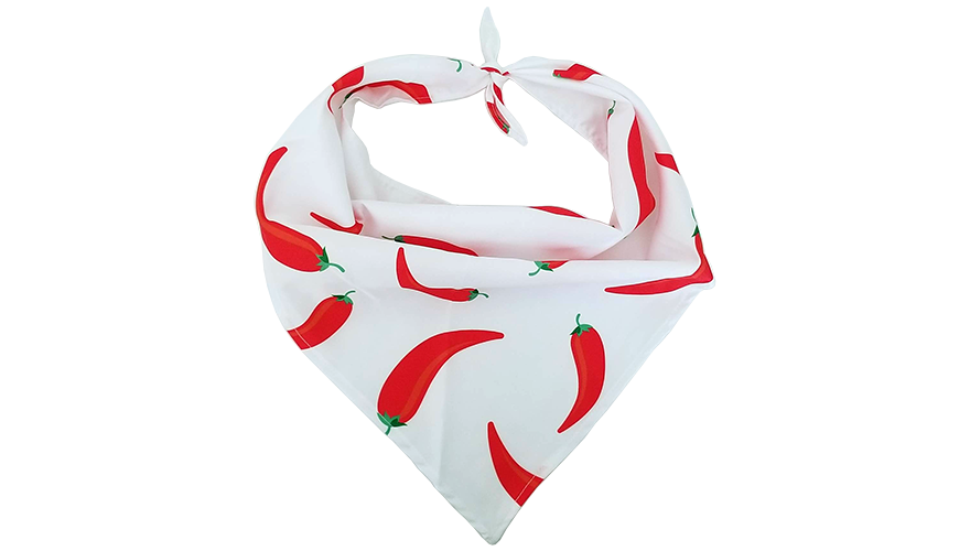 Hot and Spicy Bandana