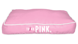 Think Pink Canvas Bed