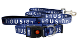 hoUSton Collar & Leash Bundle