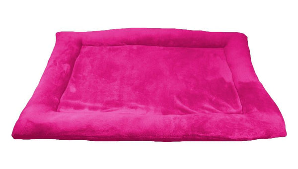 Pink Crate Bed
