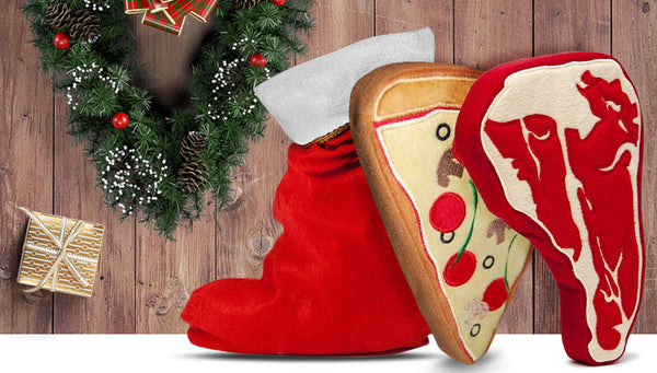Steak & Pizza Stocking Bundle